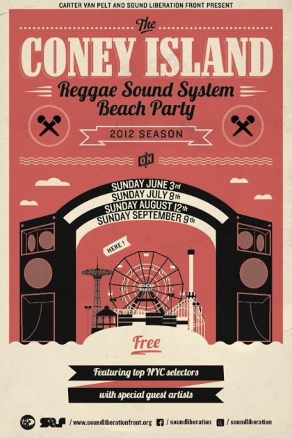 Coney Island Reggae 2012