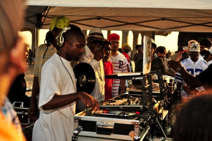 Deejays and selectors combine at Coney Island Reggae