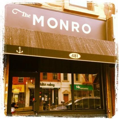 The Monro Pub