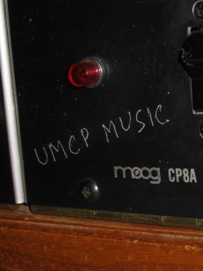 Old Moog at University of Maryland