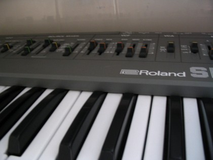 My old Roland SH-101