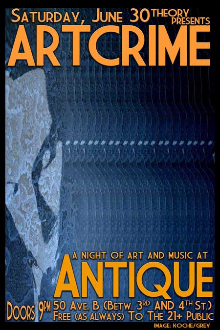 Artcrime at China1